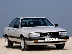 1989 Audi 200 quattro 20V specifications, carbon dioxide emissions