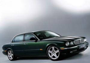 Jaguar XJ8 SC LWB