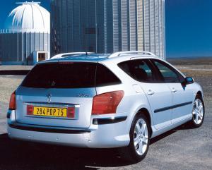 2003 peugeot 407 sw 2 2 specifications carbon dioxide emissions rh carfolio com Peugeot 206 SW Terpakai Malaysia Peugeot 207 Sport
