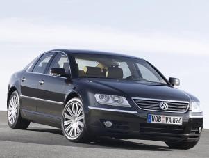 2004 Volkswagen Phaeton 3.0 TDI specifications & stats 122012