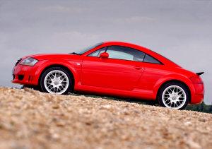 2002 Audi TT Coupé 3.2 quattro specifications, carbon dioxide ...