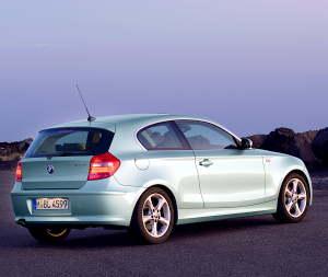 2007 BMW 118d E87 specifications, carbon dioxide emissions, fuel ...