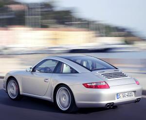 2006 Porsche 911 Targa 4S Tiptronic 997 ( 2007 MY )
