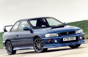 1999 Subaru Impreza P1 Car Specifications Auto Technical Data