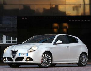 2010 Alfa Romeo Giulietta 1.4 TB 120