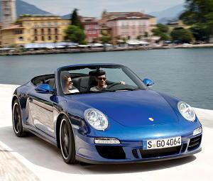 Porsche 911 Carrera GTS Cabriolet PDK, 2010 997 technical ...