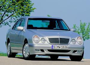 1999 Mercedes-Benz E 320 CDI W 210 car specifications, auto