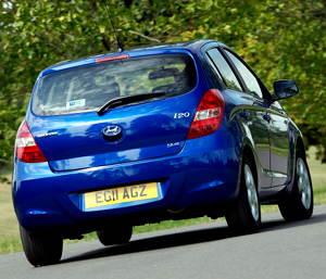 2011 Hyundai i20 1.4 CRDi Blue