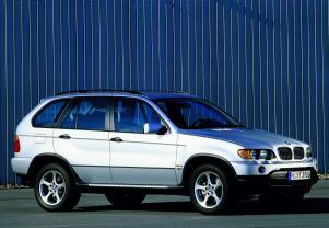 2001 Bmw X5 3 0d E53 Car Specifications Auto Technical